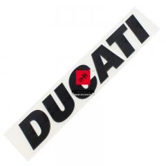 Emblemat logo na bak Ducati Diavel [OEM: 43512761AB]