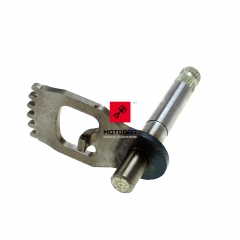Wałek zmiany biegów wybierak Suzuki DR 600 650 XF 650 [OEM: 2551032E00]