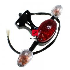 Lampa kierunkowskazy Moto Guzzi V7 III 17-18 zestaw tył [OEM: 2D0002935]