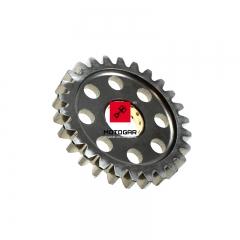 Zębatka pośrednia kopki Kawasaki KX 250 KDX 250 26 zębów [OEM: 590511271]