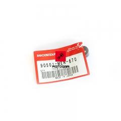 Tuleja odprężnika, uchwytu klamki Honda CRF 250 450 [OEM: 90501MEN670]