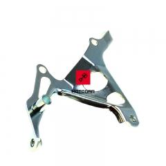Mocowanie uchwyt chłodnicy Honda CBR 1000 RR 2006-2007 prawe [OEM: 19160MELD20]