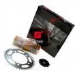 Łańcuch zębatki Honda CB 600F CBR 600F zestaw nepędowy [OEM: 06406MFGD01]