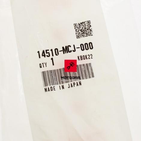 Prowadnica ślizg łańcuszka rozrządu Honda CBR 900RR 2000-2003 [OEM: 14510MCJ000]