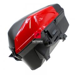 Kufer boczny Ducati Multirstrada 1200 prawy czerwony [OEM: 69822021BA]