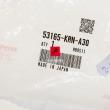 Manetka gazu Honda CRF 250 CRF 450 prawa [OEM: 53165KRNA30]