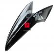 Owiewka Honda CBF 125 2011 prawa czarna [OEM: 64203KWF305WB]