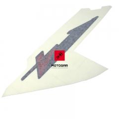 Naklejka na owiewkę Aprilia RS4 2011-2013 lewa [OEM: B045798]