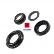 Uszczelniacze amortyzatora centralnego Honda CRF 150 tył zestaw [OEM: 52436KSE680]