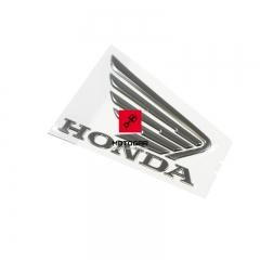 Emblemat na bak Honda CB 1000 2009-2015 prawy [OEM: 87121MFND00ZB]