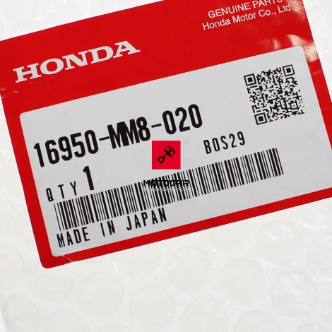 Kranik paliwa Honda VT 1100 Shadow NX 650 Dominator [OEM: 16950MM8020]