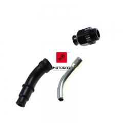 Mocowanie nakrętka linki ssania Kawasaki KXF 250 450 KLX 450 [OEM: 160120002]