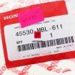 Zestaw naprawczy pompy hamulcowej Honda NT 650 1998-2001 [OEM: 45530MBL611]
