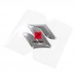 Emblemat S czaszy Suzuki UK 110 Address [OEM: 6864122J10]