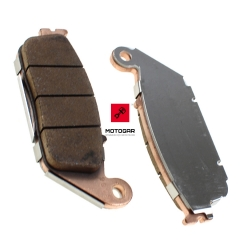 Klocki hamulcowe Honda ST 1100 Pan European tył [OEM: 06435MT3405]