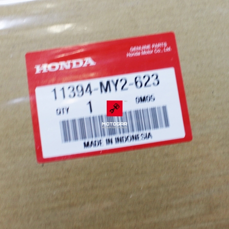 Uszczelka pokrywy sprzęgła Honda XBR 500 XR 600 NX SLR FMX 650 [OEM: 11394MY2623]