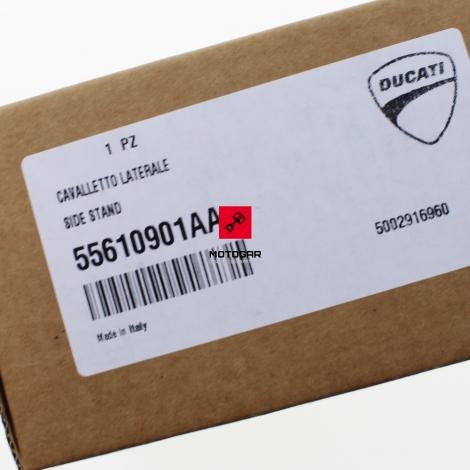 Stopka boczna Ducati Multistrada 1200 1260 [OEM: 55610901AA]