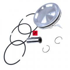 Tłok pierścienie Aprilia Scarabeo Gilera Fuoco zestaw [OEM: B0190180003]