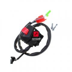 Przełącznik zespolony Honda VT 125 Shadow prawy [OEM: 35015KGBD03]