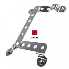 Wspornik stelaż kufra bocznego Honda CBX 750 lewy [OEM: 77400MJ1860]