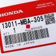 Pierścienie tłokowe Honda VT 750 XL 650 zestaw nominał [OEM: 13011MBA305]