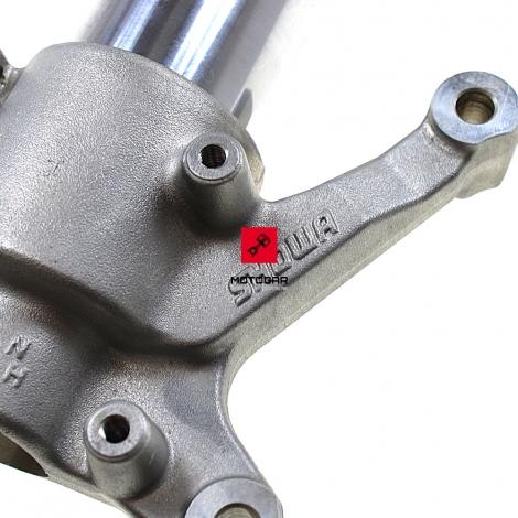 Laga rura amortyzatora Suzuki RMZ 450 2015-2017 lewa dolna [OEM: 5112028H40]