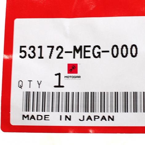 Uchwyt klamki sprzęgła Honda VT 750 Shadow [OEM: 53172MEG000]