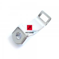 Obejma, mocowanie osłony rury wydechowej Honda VT 1100 Shadow [OEM: 18376MM8000]