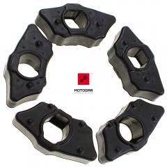 Zestaw gum zabieraka Honda GL 1500 NT 650 700 VT 750 [OEM: 06410MAHA60]