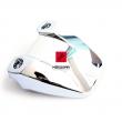 Chromowana osłona, daszek na przedni reflektor Harley Davidson XL 1200 11-16 [OEM: 73246-11]