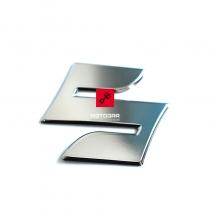 "Symbol, emblemat ""S"" Suzuki Burgman UH 125 200 AN 250 400 650 [OEM: 6864114G00]"
