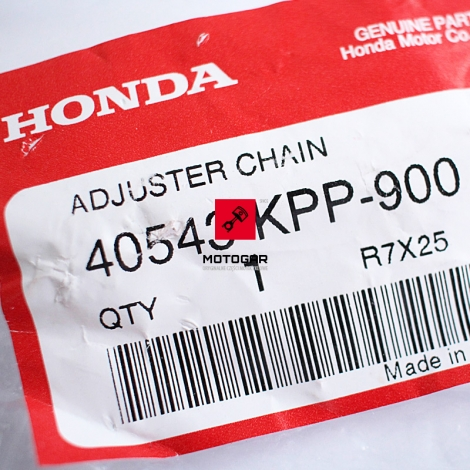 Napinacz łańcucha napędowego Honda CBR 125 04-10 [OEM: 40543KPP900]
