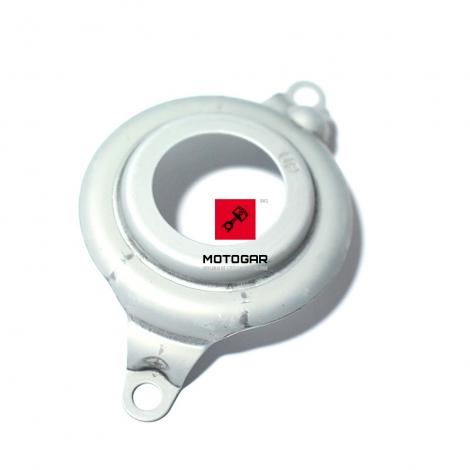 Uchwyt, zabezpiecznie zębatki zdawczej, przedniej Suzuki RMZ 250 11-17 [OEM: 2475149H00]