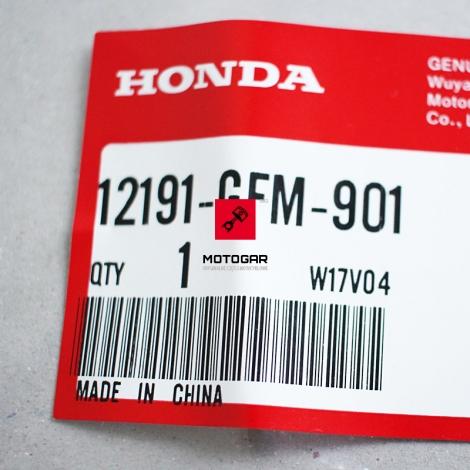 Uszczelka pod cylinder Honda NHX 110 8-13 [OEM: 12191GFM901]