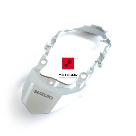 Ogon, zadupek, owiewka tył Suzuki GSX-R 1000 09-10 srebrny [OEM: 4730047H00YMD]