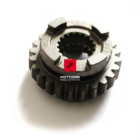 Koło zębate, zębatka, tryb szóstego(6) biegu Suzuki GSX 1300 Hayabusa [OEM: 2436124F10]