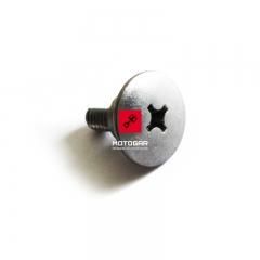 Śruba owiewki przedniej czachy Honda XRV 750 [OEM: 90112ML7920]