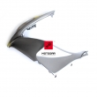 Lewa owiewka Honda PCX 125 150 srebrny metalik [OEM: 64502KWN902ZD]