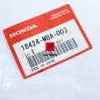 Osłona tylnej rury wydechowej Honda VT 750 Shadow chrom [OEM: 18424MBA003]