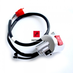 Przełącznik włącznik zapłonu prawy kierownicy Honda VTX 1300S 03-07 [OEM: 35013MEA672]
