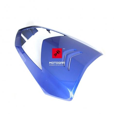 Czacha, przednia owiewka Honda SCV 100 LEAD niebieska [OEM: 64300KRP870WC]