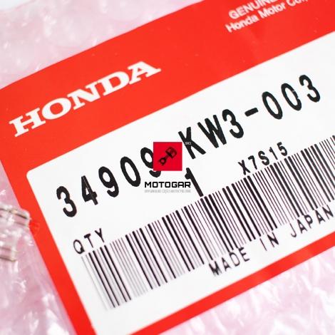 Żarówka licznika 12V 1.7W Honda CBF 500 600 VT 750 XRV 750 [OEM: 34909KW3003]