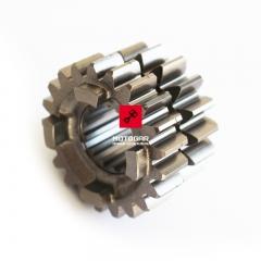 Koło zębate, zębatka, tryb trzeciego i czwartego biegu Suzuki RM-Z 250 [OEM: 2423110H10]