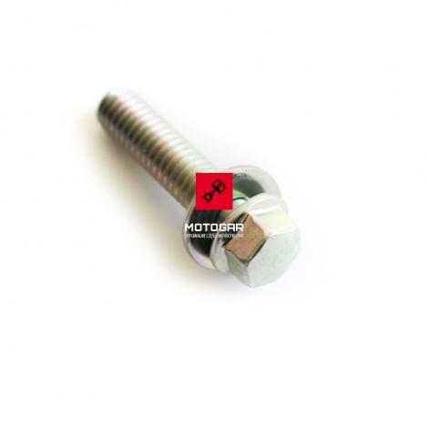 Śruba osłony ramy 6X25 Suzuki RM-Z 450 [OEM: 0911606177]