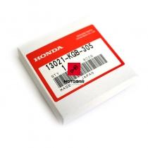 Pierścienie tłokowe Honda Shadow 125 Varadero 125 (0.25) zestaw [OEM: 13021KGB305]