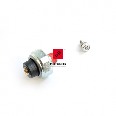 Czujnik ciśnienia oleju Suzuki GSX GSXR GSF GS VS VX VZ VL DL SV AN SFV GSR [OEM: 3782033D10]