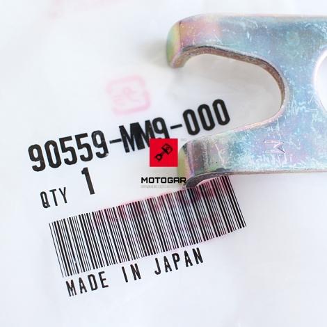 Podkładka ośki tylnego koła Honda XL 600 650 Transalp NX 500 650 Dominator [OEM: 90559MM9000]