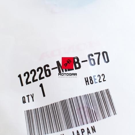 Uszczelka świecy pokrywy zaworów Honda CRF 150 250 450 [OEM: 12226MEB670]