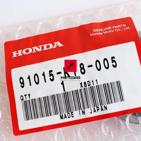 Łożyski główki ramy Honda CB CBR VT ST XRV VTR XL NT FJS GL CBF [OEM: 91015KT8005]