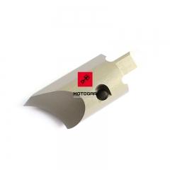 Prawy zawór wydechowy Suzuki RM 125 2000-2001 [OEM: 1125436E31]